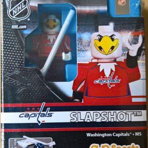 Slapshot Maskot Lego Figur