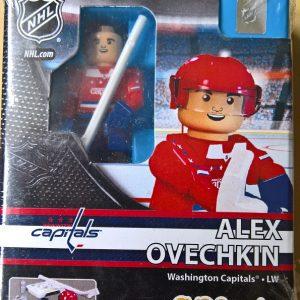 Alex Ovechkin Lego Figur