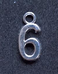 Hängsmycke Nummer 6