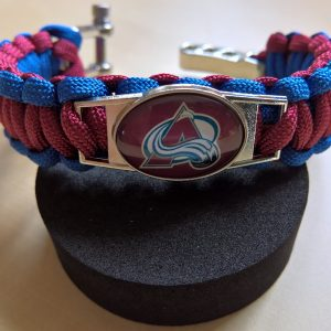 Colorado Avalanche Armband