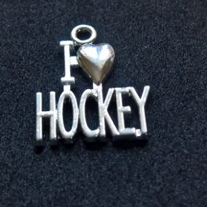 Halssmycke I Love Hockey