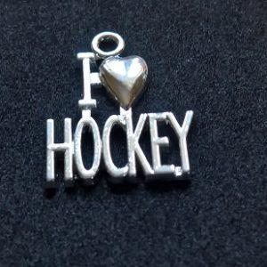 Halssmycke I Love Hockey