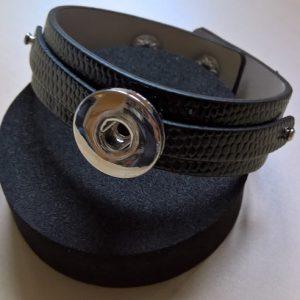 Armband för knappsmycke