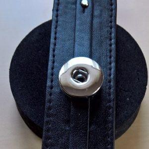 Nyckelring för knappsmycken